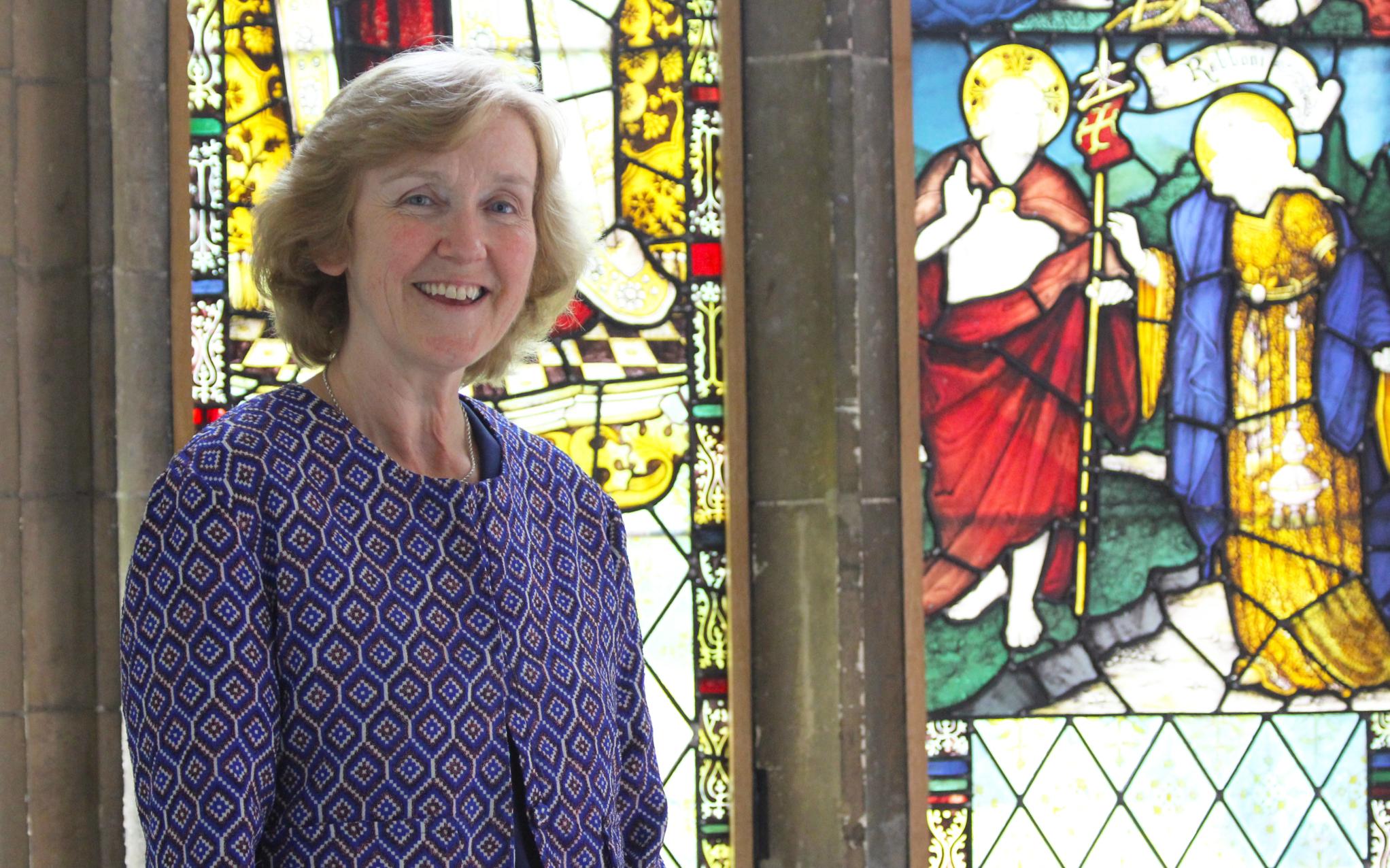 Professor Jane Longmore
