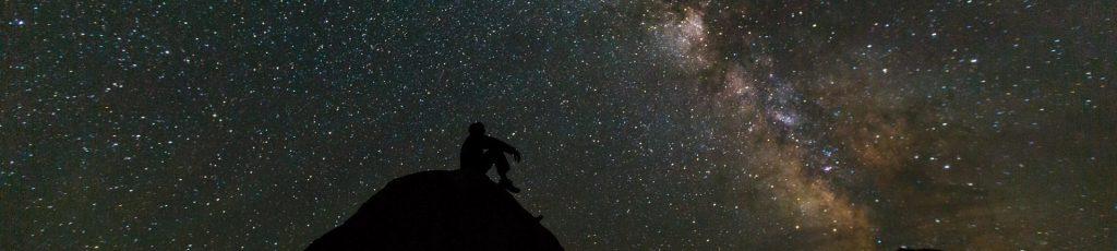 Milky Way - The ABC of Space blog, a conversation between Stuart Delves and Professor James Dunlop