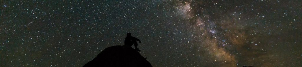 Milky Way - The ABC of Space blog, a conversation between Stuart Delves and Professor James Dunlop