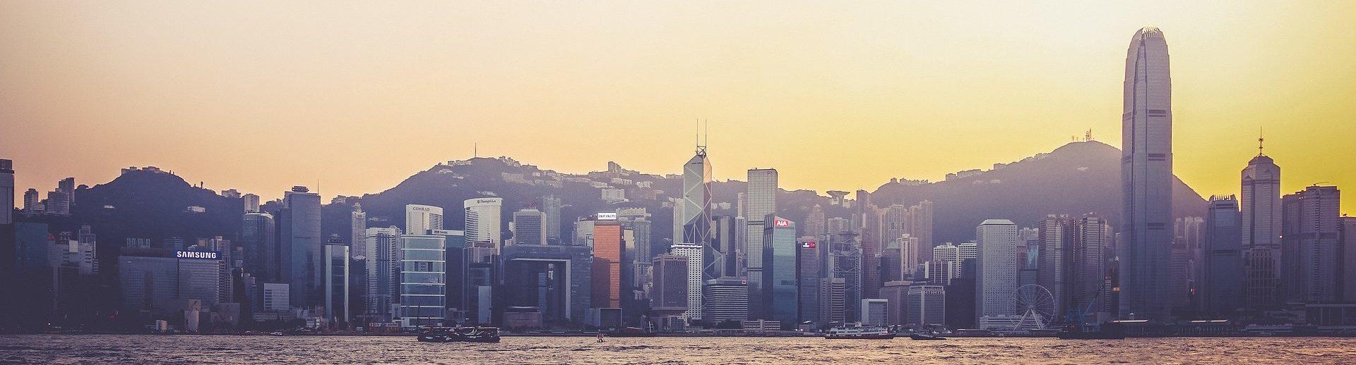 Hong Kong skyline - University of Hong Kong case study