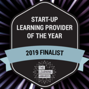 Start-up Learning Provider of the Year 2019: Invisible Grail shortlisted