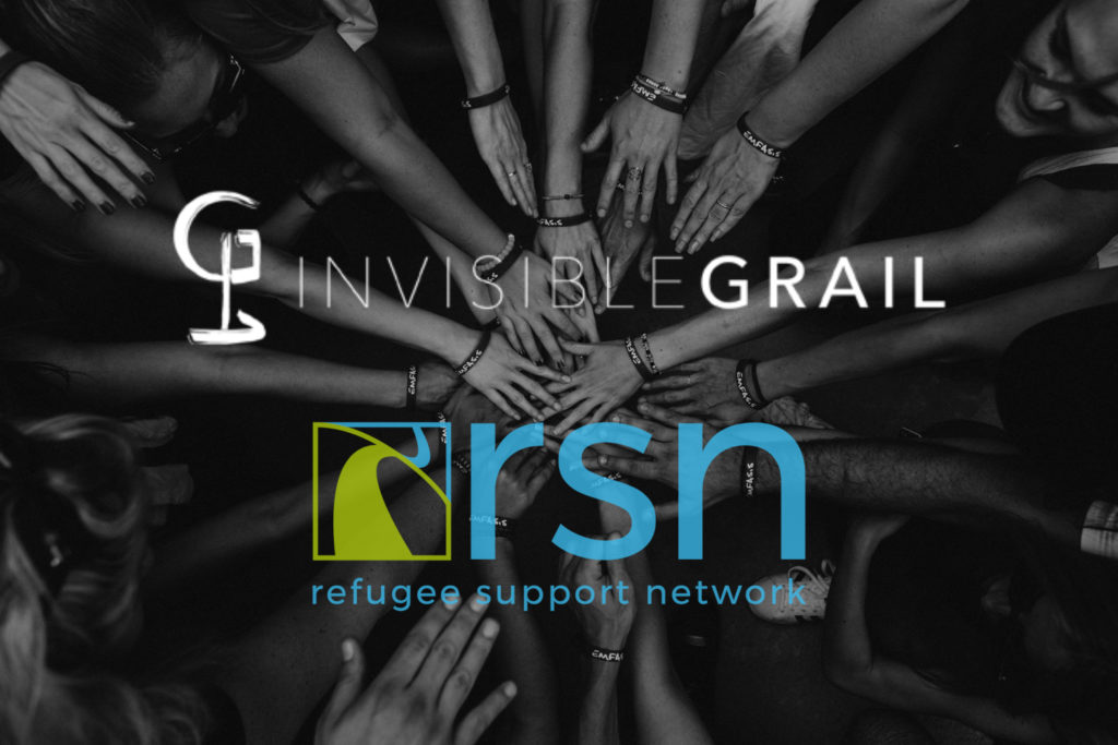 Refugee Support Network and Invisible Grail
