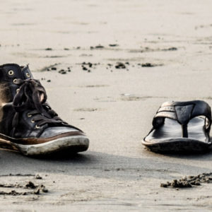 Wearing the shoes of others